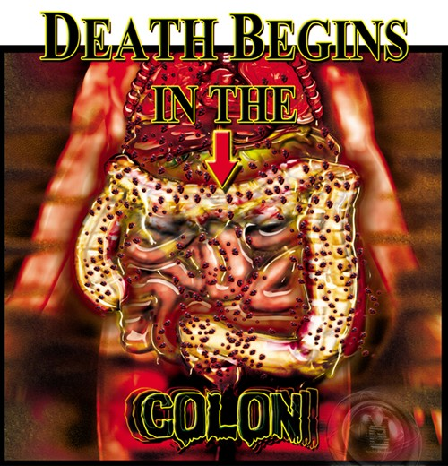 Death Begins in the Colon